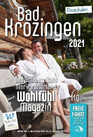 Neue Werbebroschüren für das Heilbad Bad Krozingen