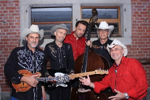 """Live Konzert mit der Country Band """"Blue Side of Town"""""""