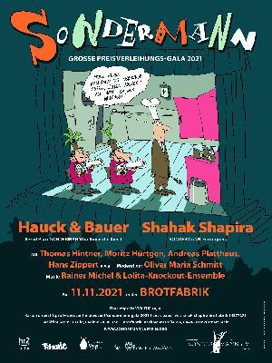 Sondermann-Preis für Hauck & Bauer und Shahak Shapira
